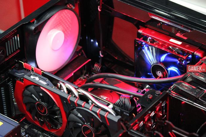 Dàn cấu hình máy tính  gần 100 triệu đồng vạn người mê