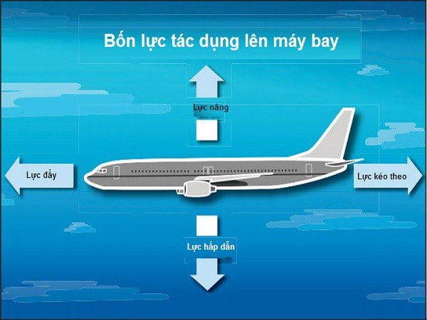 cơ chế cất cánh của máy bay
