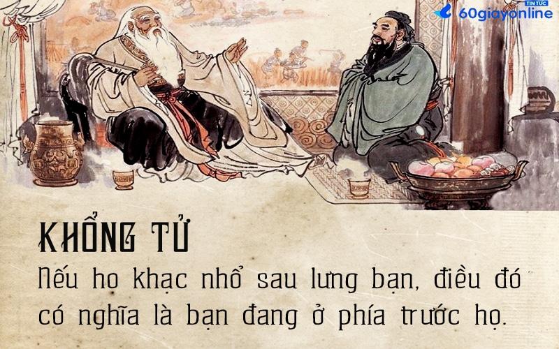 Lời răn dạy của đức khổng tử