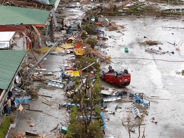 Thiệt hại nghiêm trọng về cơ sở hạ tầng, các công trình xây dựng do bão gây ra