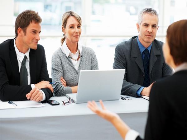 Tự tin trước nhà tuyển dụng