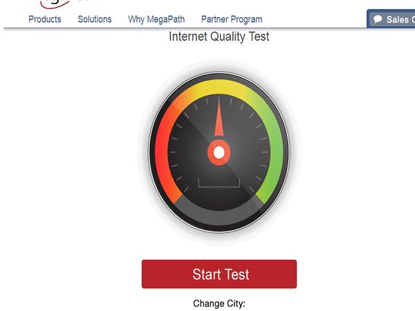 kiểm tra tốc độ mạng 2.1