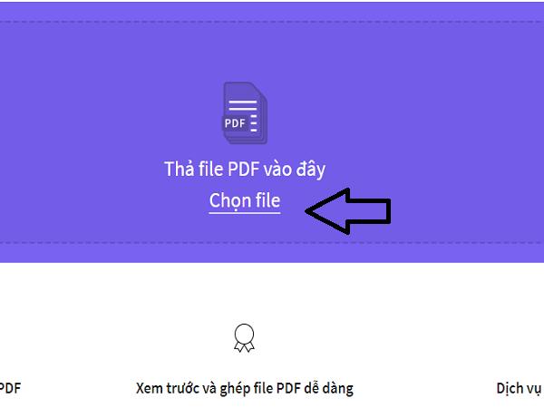 ghép file pdf online 22