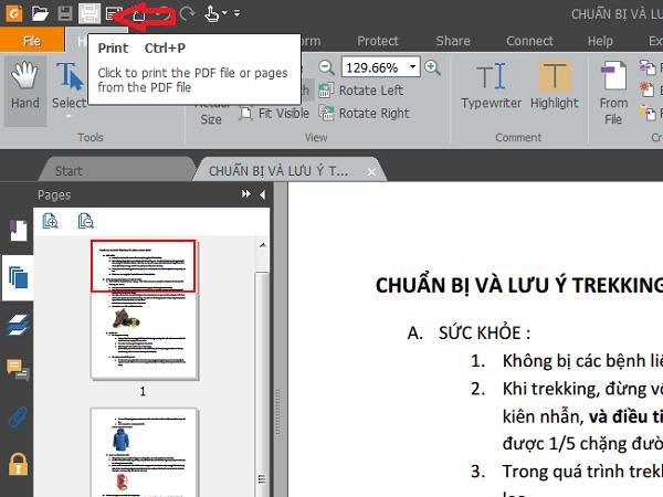 cắt file pdf bằng foxit reader 02