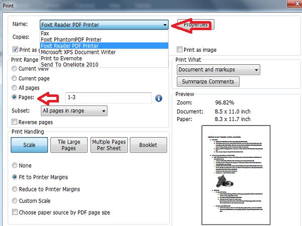 cắt file pdf bằng foxit reader 03