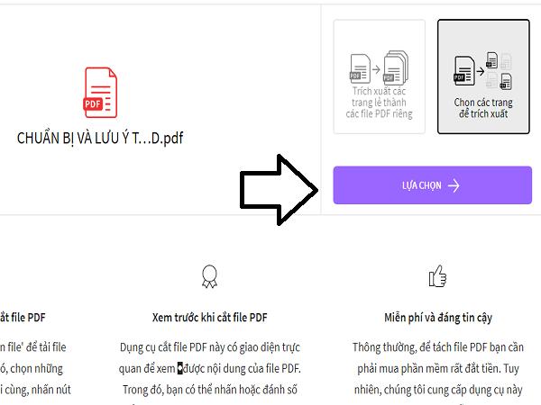 cắt file pdf online 14
