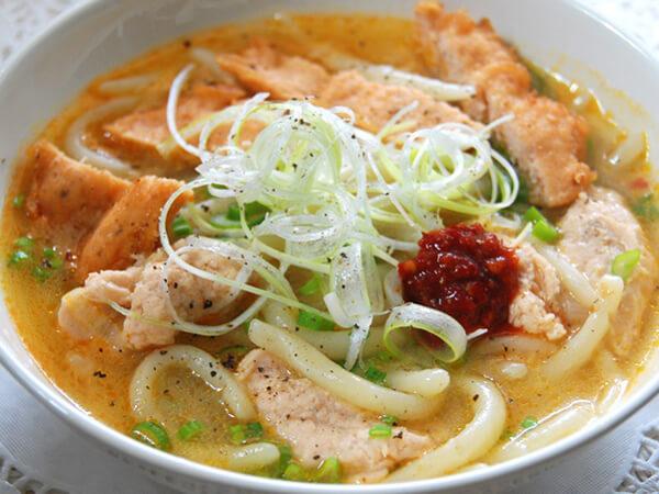 Bánh canh cá dắm, đặc sản Daklak