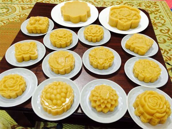 Bánh đậu xanh Ý Yên Nam Định