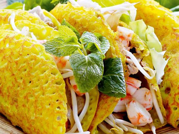 Bánh xeo Long Hải, đặc sản Vũng Tàu