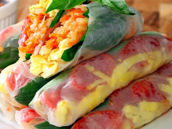 Bò bía,đặc sản Sài Gòn