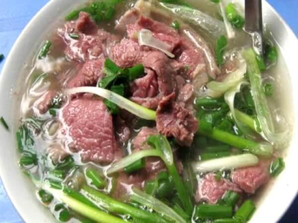 Bún bò Nam Định