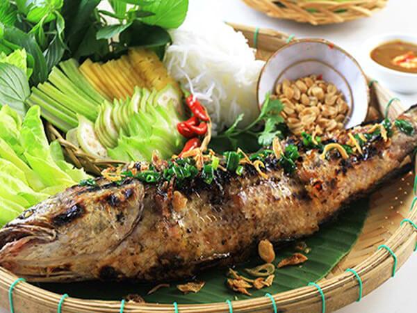 Cá trầm hương, đặc sản Cao Bằng