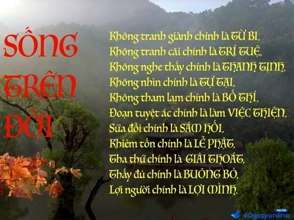 Những câu nói hay của Đức Phật