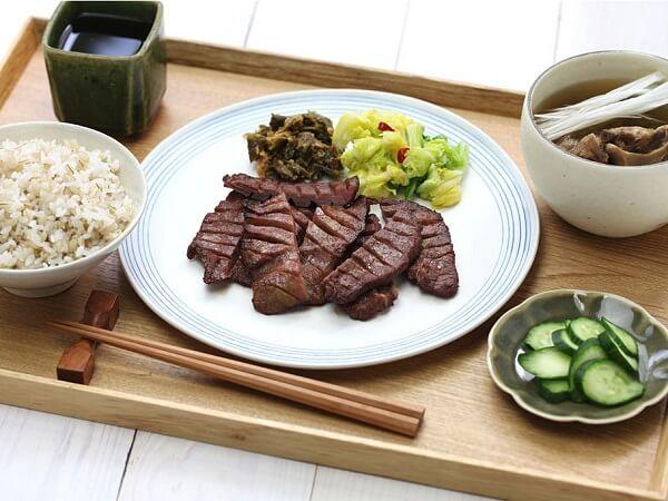 Lưỡi bò nướng gyūtan