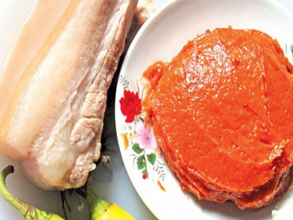 Mắm tôm chà Gò Công