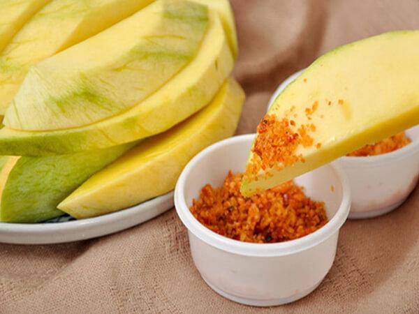 Muối ớt, đặc sản Tây Ninh