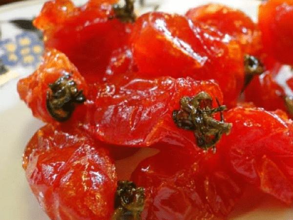 cách làm mứt cà chua 002