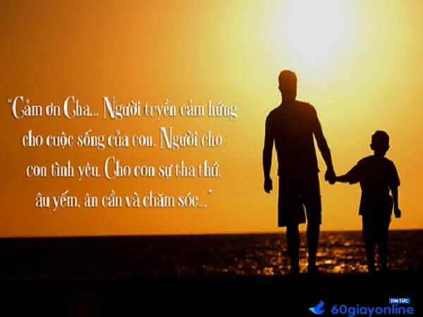 Những câu nói hay về cha mẹ
