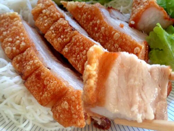 Thịt lợn cắp nách, đặc sản Hà Giang