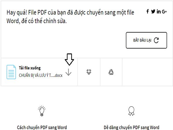 chuyển pdf sang word 1.4