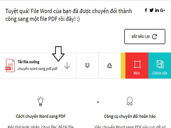 chuyển word sang pdf 3.5