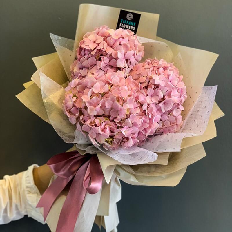 tặng hoa cẩm tú cầu Ngày 8 - 3