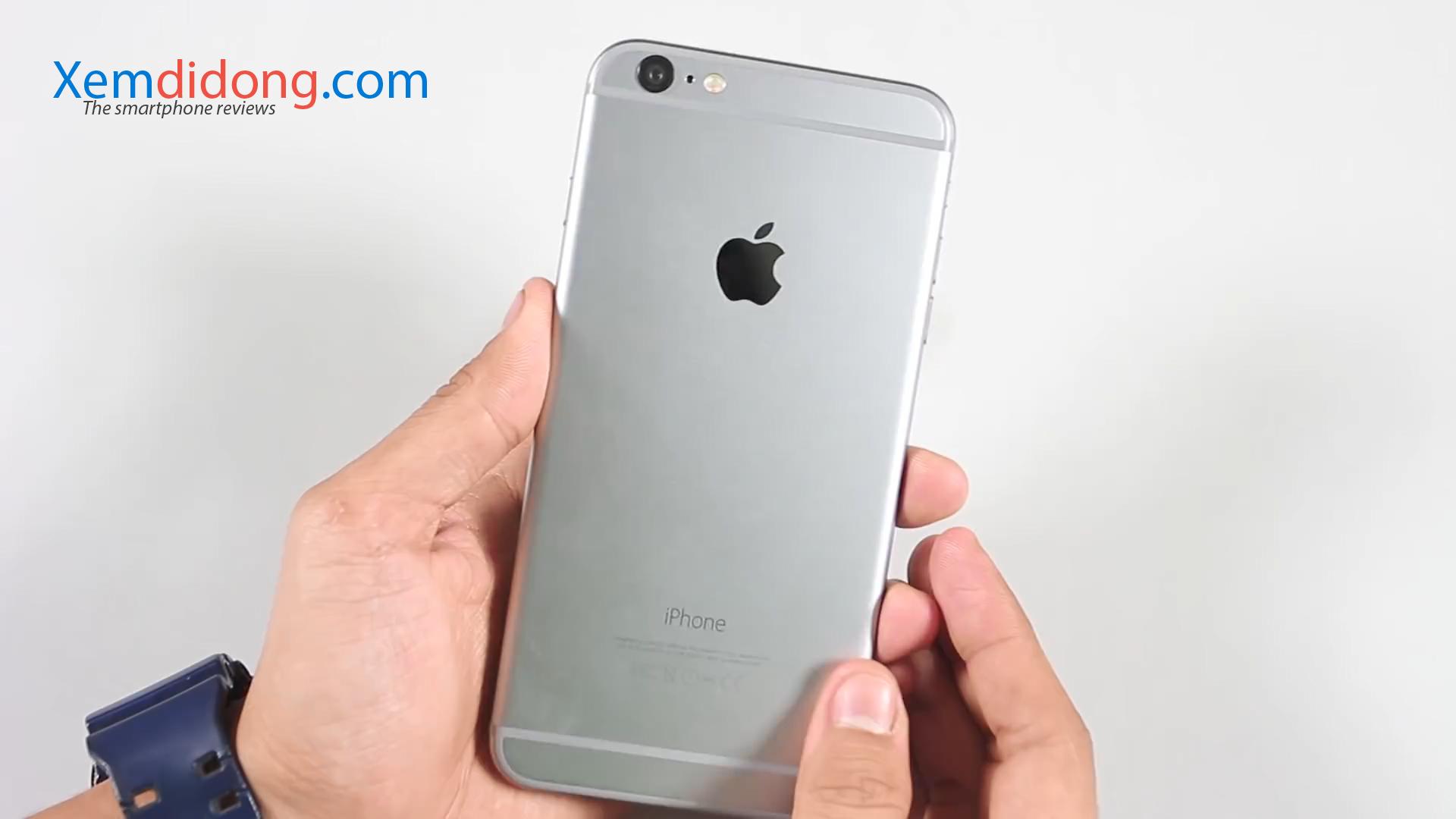 Đánh giá chi tiết iPhone 6s Plus - Ảnh 2