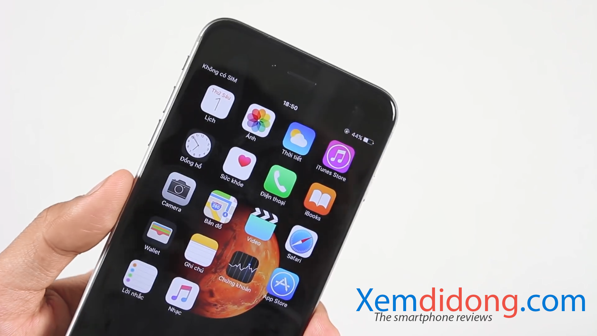 Đánh giá chi tiết iPhone 6s Plus - Ảnh 5