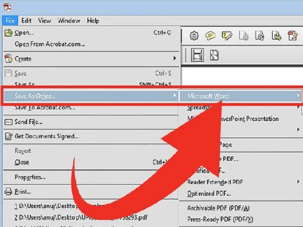 cách giảm dung lượng file PDF 111