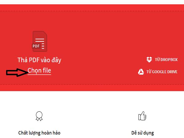 giảm dung lượng file PDF online 22