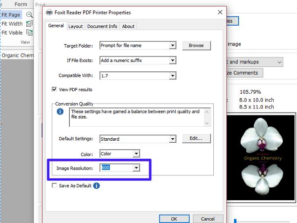 cách giảm dung lượng file PDF 03