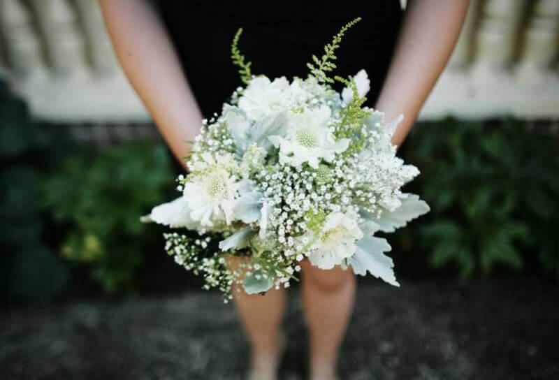 hoa baby ket hợp cùng hoa khác