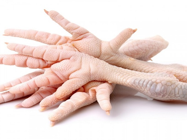 500g nguyên liệu chân gà