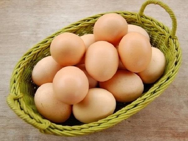 trứng làm kem flan