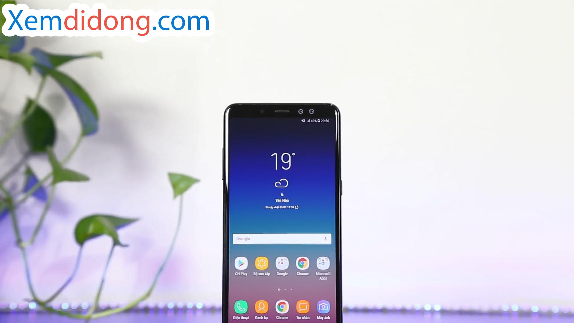 Đánh giá chi tiết Samsung Galaxy A8 Plus 2018 - Ảnh 1