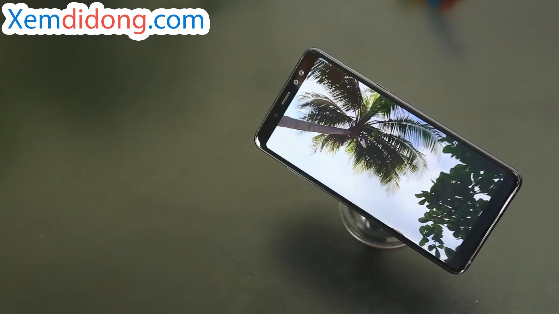 Đánh giá chi tiết Samsung Galaxy A8 Plus 2018 - Ảnh 8