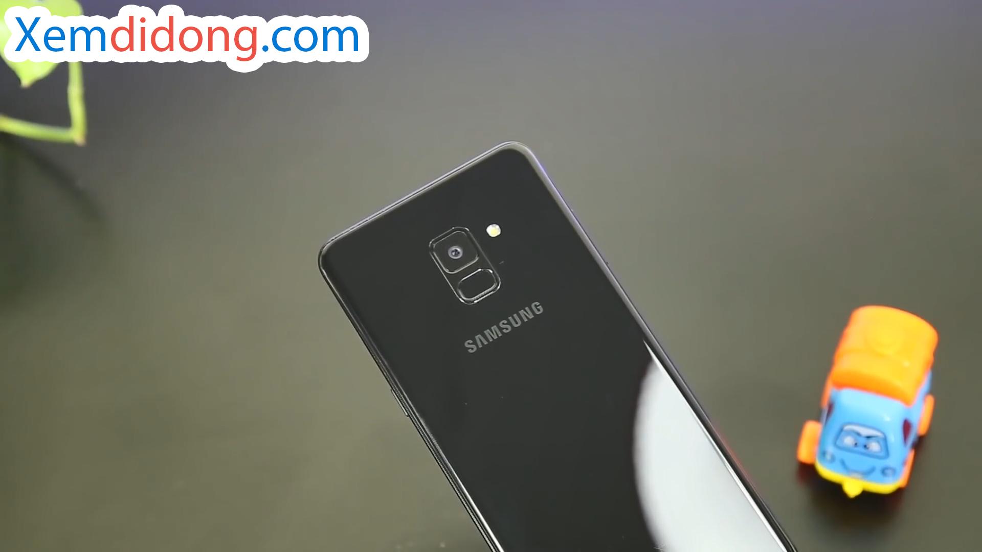 Đánh giá chi tiết Samsung Galaxy A8 Plus 2018 - Ảnh 9