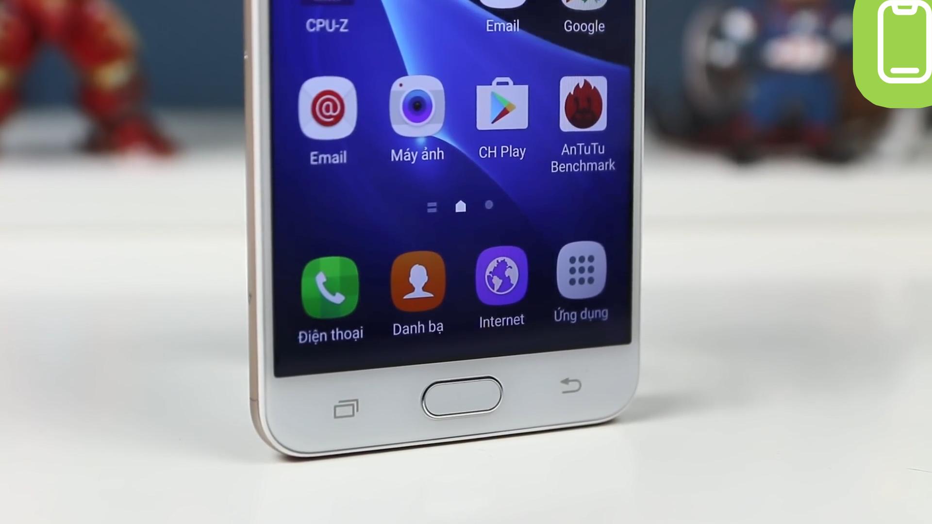 Đánh giá chi tiết Samsung Galaxy J7 Prime - Ảnh 4