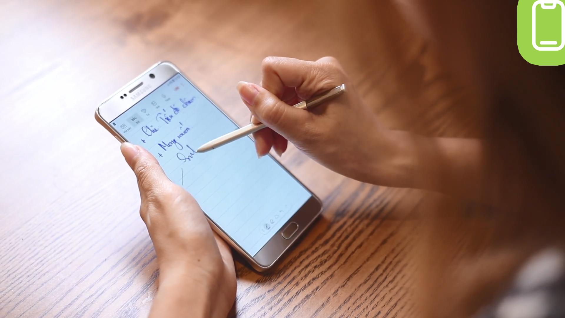 Đánh giá chi tiết Samsung Galaxy Note 5 - Ảnh 11