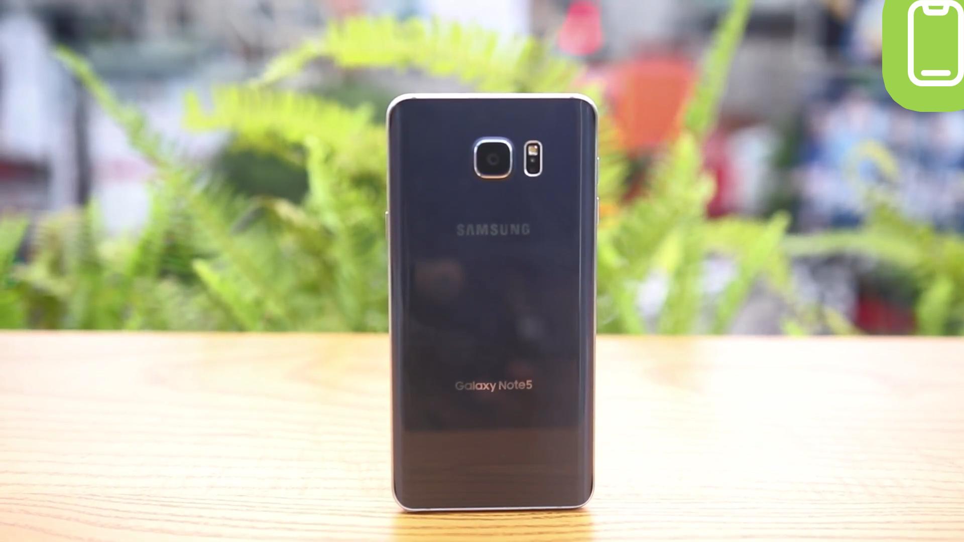 Đánh giá chi tiết Samsung Galaxy Note 5 - Ảnh 2