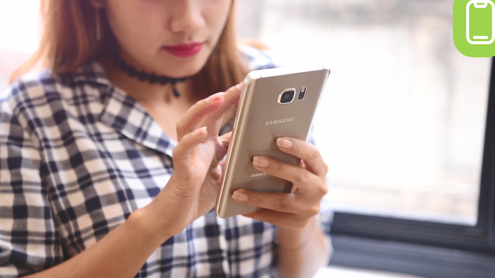 Đánh giá chi tiết Samsung Galaxy Note 5 - Ảnh 3