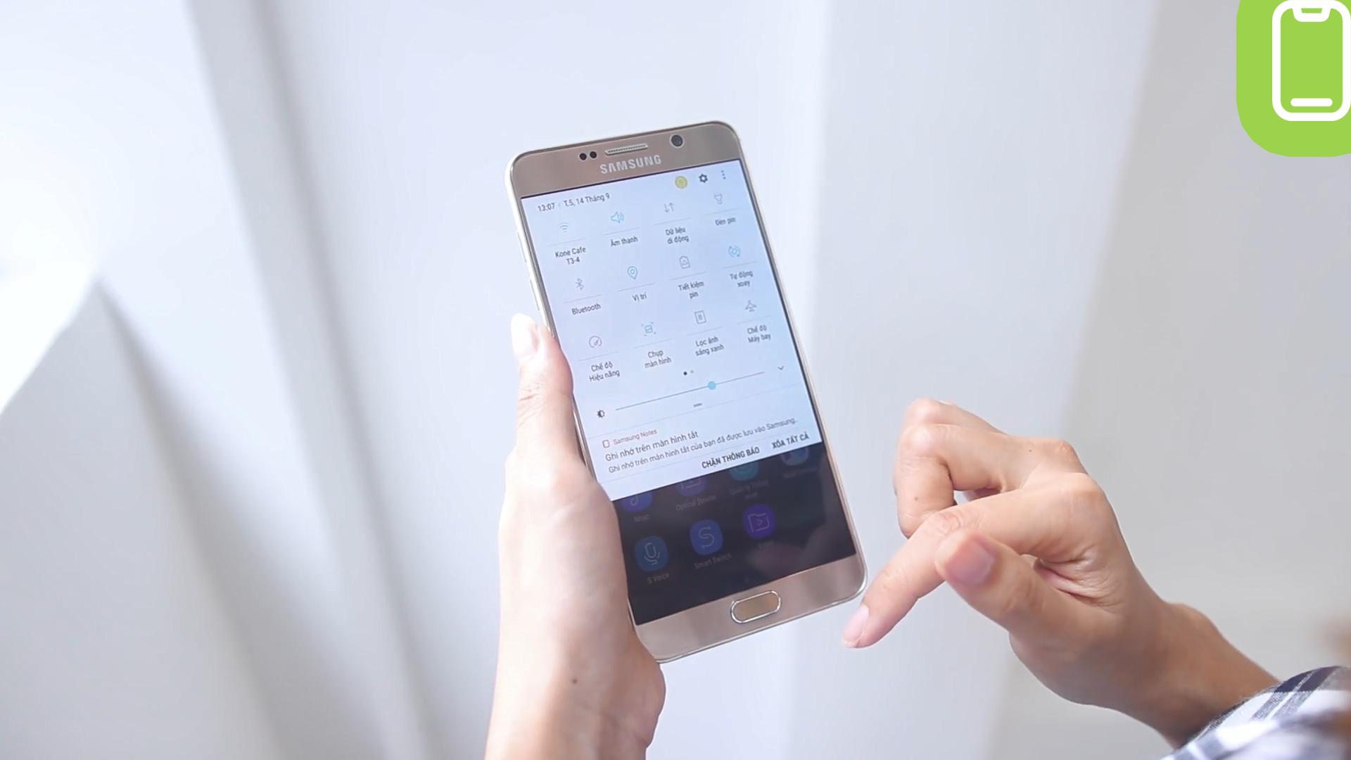 Đánh giá chi tiết Samsung Galaxy Note 5 - Ảnh 6