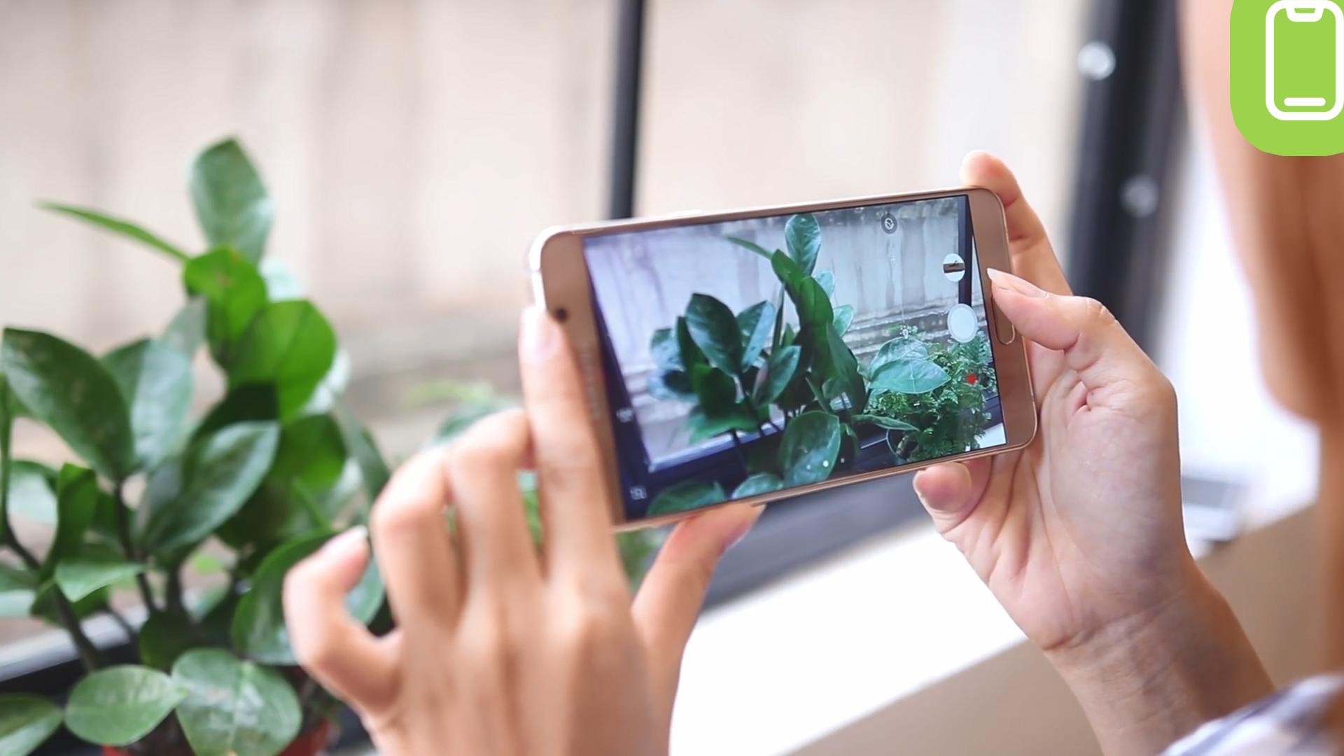 Đánh giá chi tiết Samsung Galaxy Note 5 - Ảnh 9