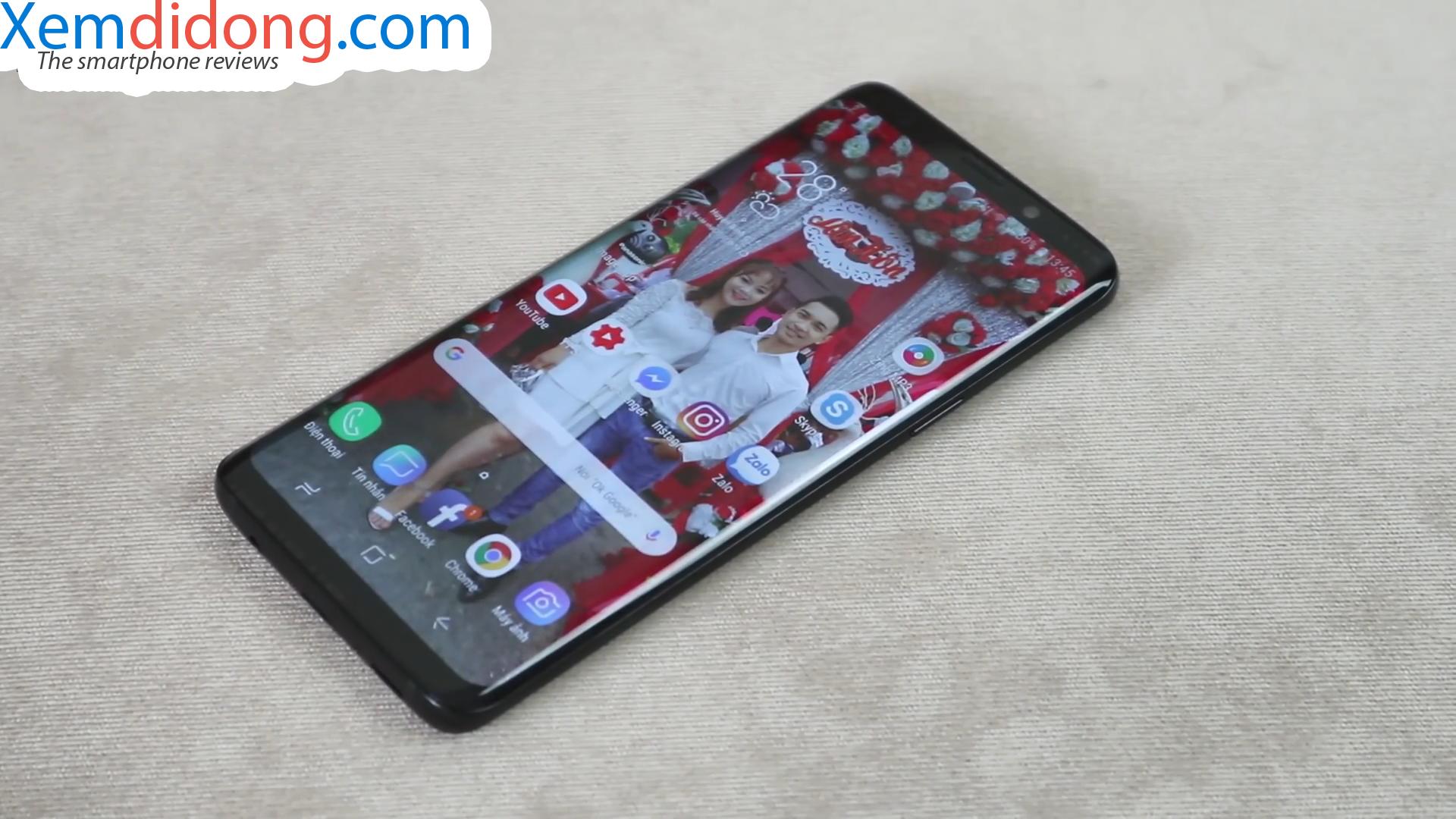 Đánh giá chi tiết Samsung Galaxy S9 - Ảnh 1