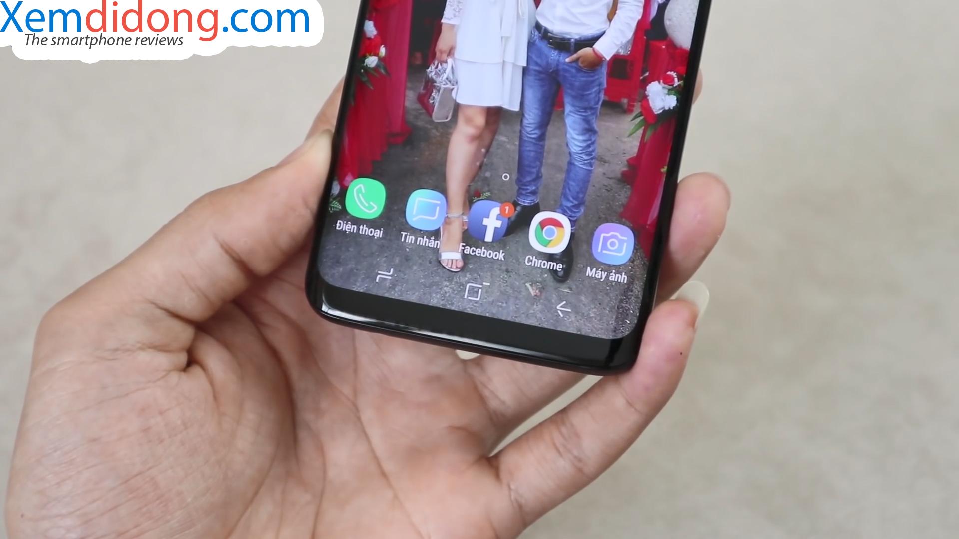 Đánh giá chi tiết Samsung Galaxy S9 - Ảnh 2