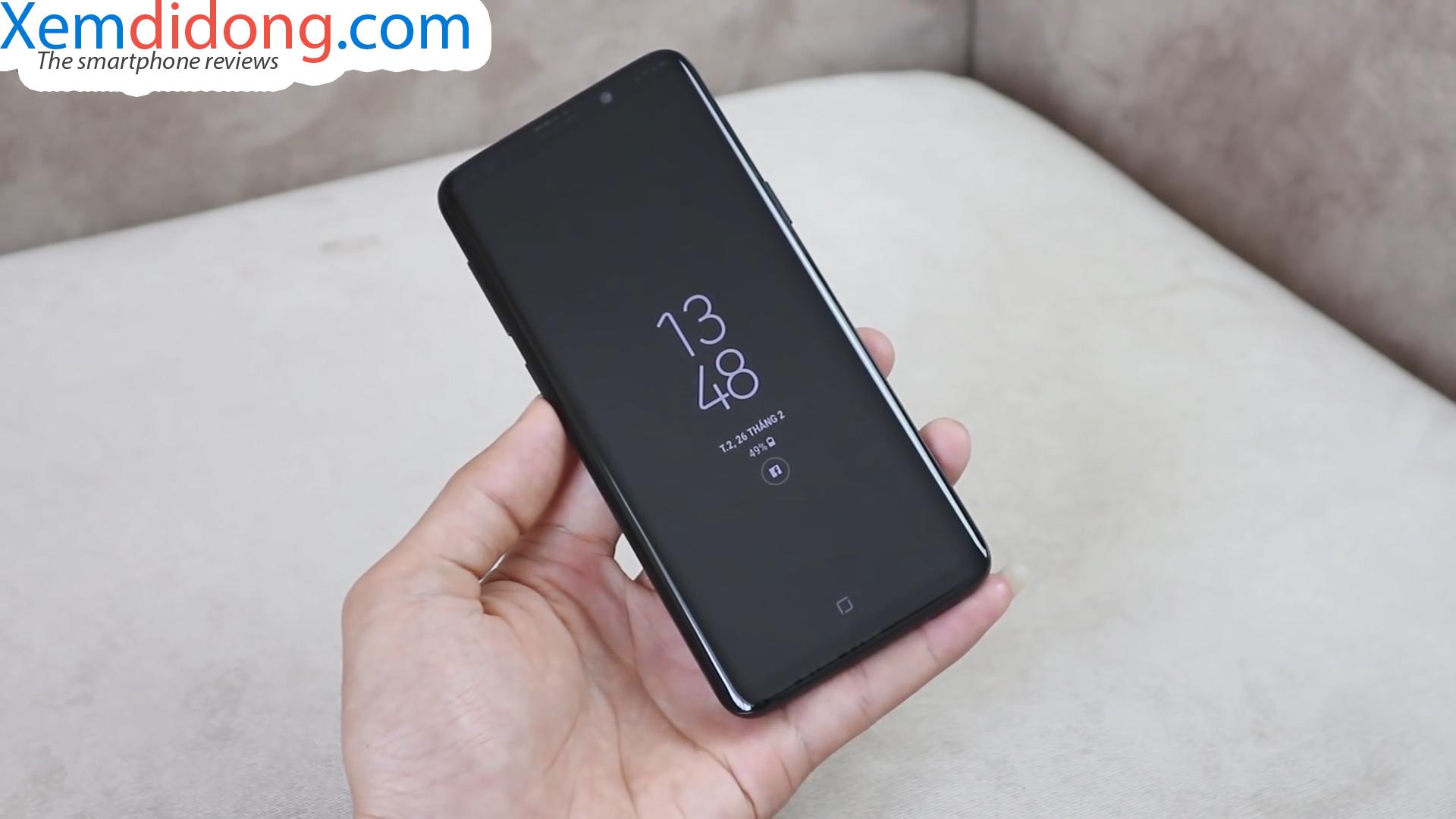 Đánh giá chi tiết Samsung Galaxy S9 - Ảnh 7