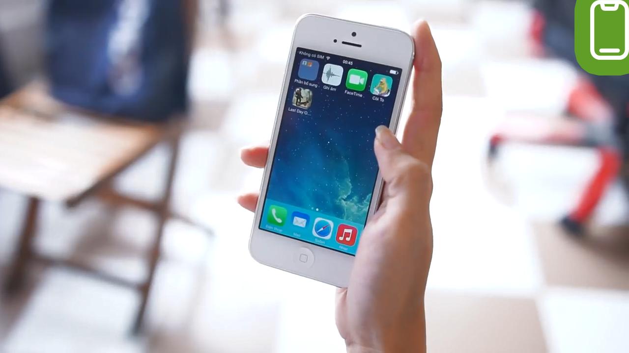 Đánh giá chi tiết iPhone 5 - Ảnh 4