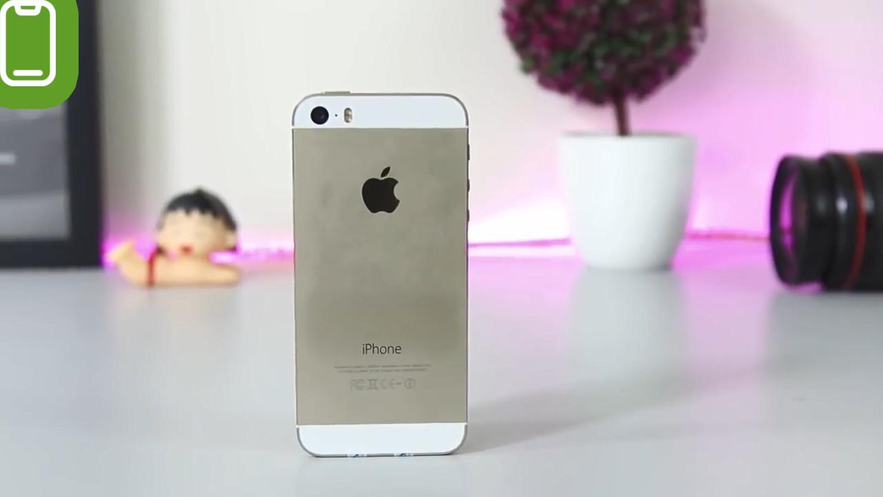 Đánh giá chi tiết iPhone 5S - Ảnh 1