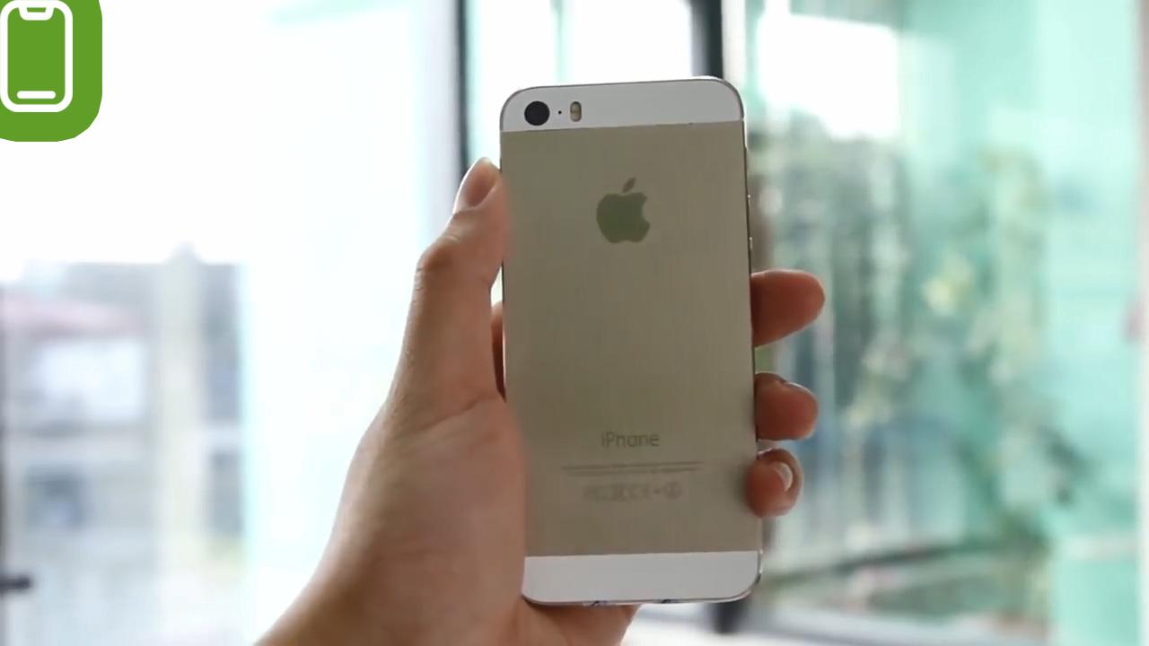Đánh giá chi tiết iPhone 5S - Ảnh 6