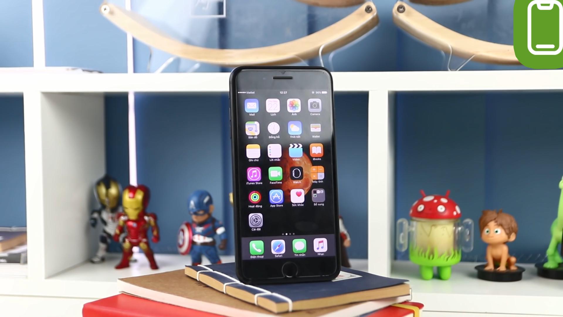 Đánh giá chi tiết iPhone 7 Plus - Ảnh 1